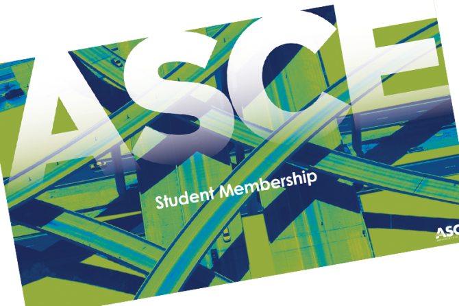 ASCE student powerpoint presentation - opening slide